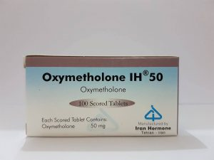 Anadrol (Oxymetholon) 3