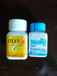 Anavar (Oxandrolon) 5