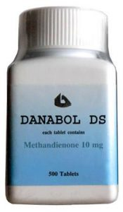 Dianabol - Methandienon 5