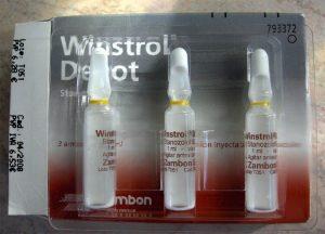 Winstrol (Stanozolol) 2